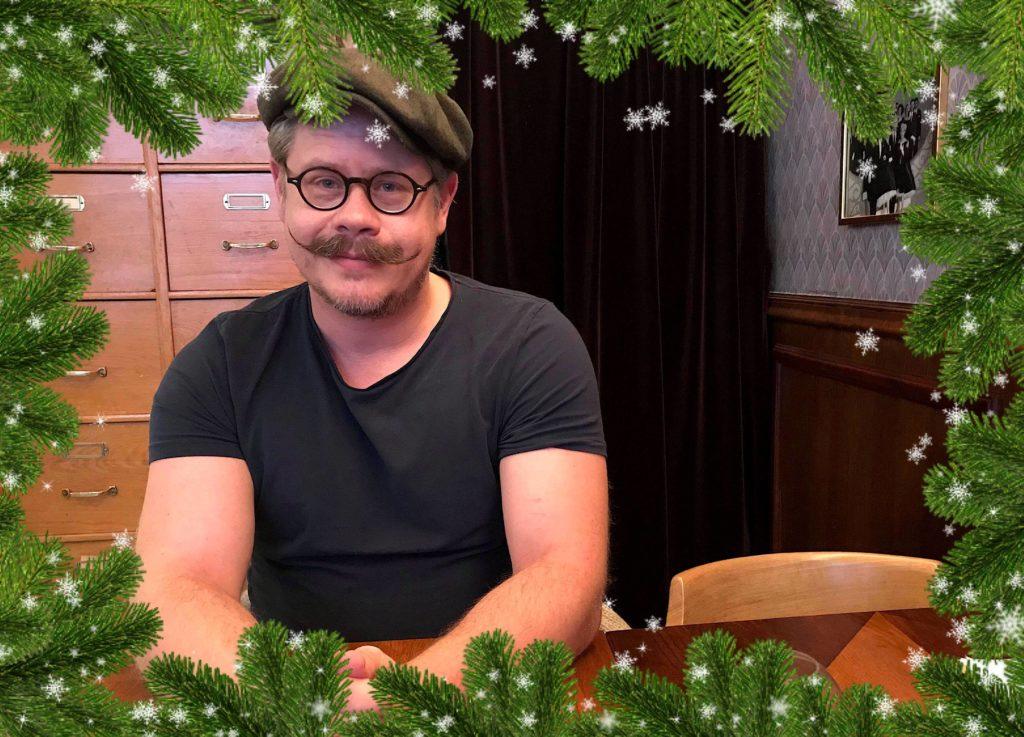 Har ar allrams nya kompisar i julkalendern