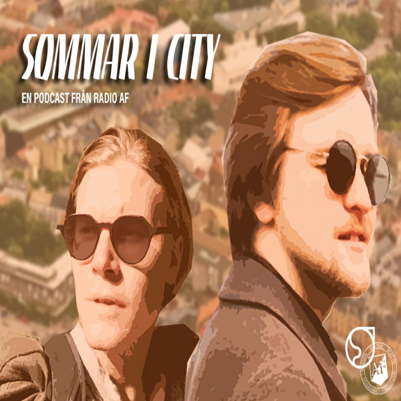 SOMMAR I CITY