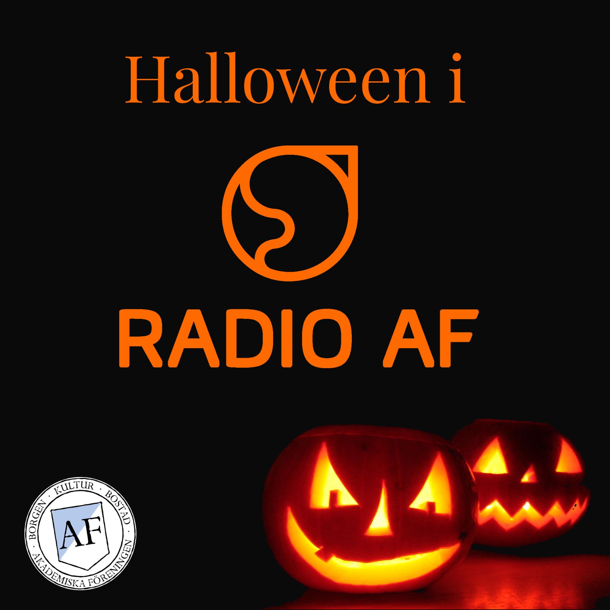 Halloween - i Radio AF